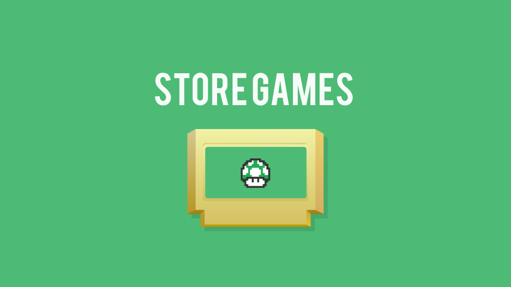 Store games